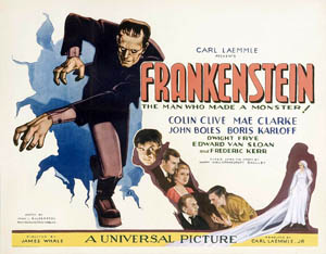 Frankenstein-The Movie Score